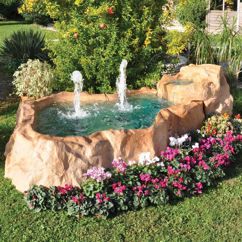 laghetto da giardino
